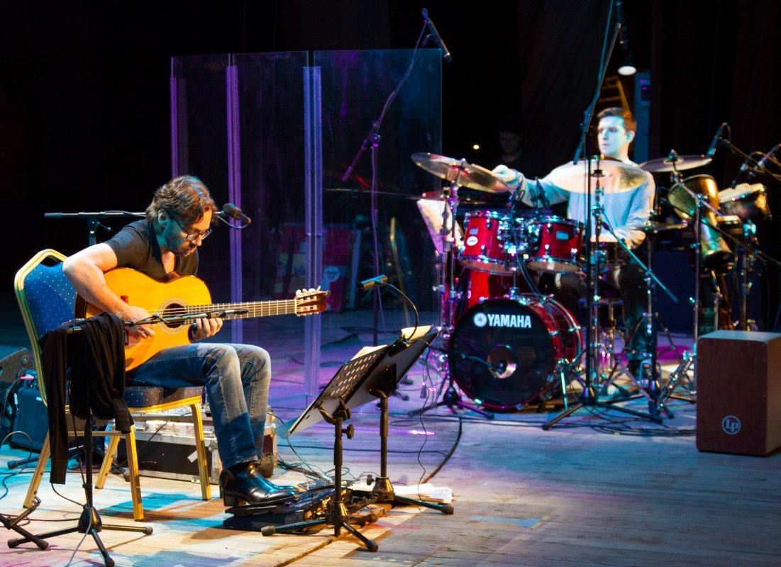 Отчет о концерте от портала 36on.ru