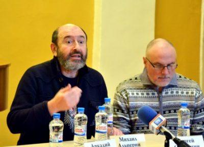 Пресс-конференция Moscow Art Trio