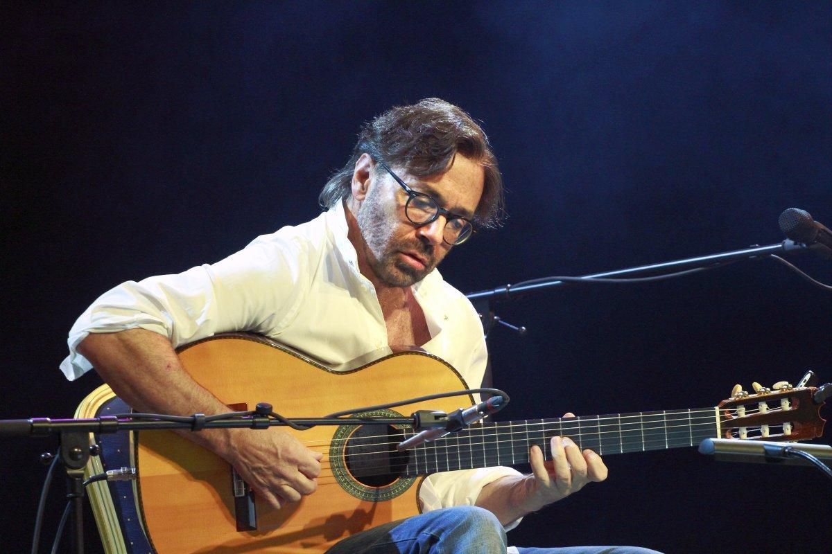 Отчет о концерте Al Di Meola от «Афиши +»