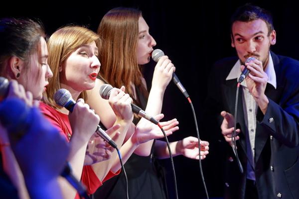 01 ноября, 19:00 ч. в КК «Петровский» студенческий концерт!