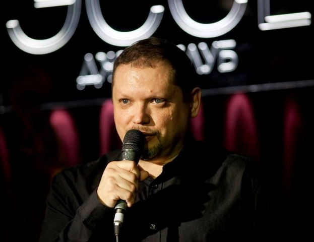Кирилл Мошков — музыкальный журналист, издатель, главный редактор журнала «Джаз.Ру» — ведущий фестиваля