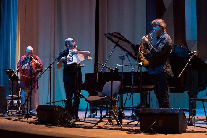 «Визитная карточка» Moscow Art Trio