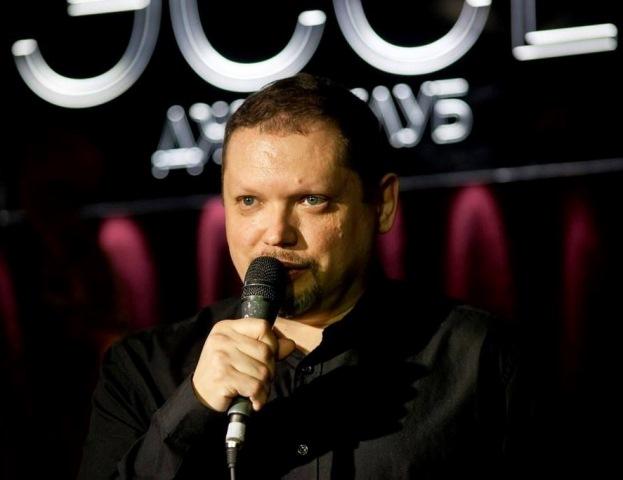Кирилл Мошков – музыкальный журналист, издатель, главный редактор журнала «Джаз.Ру» – ведущий фестиваля